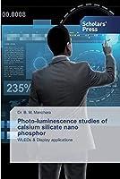 Photo-luminescence studies of calsium silicate nano phosphor