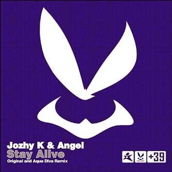 Stay Alive (Original and Aqua Diva Remix)