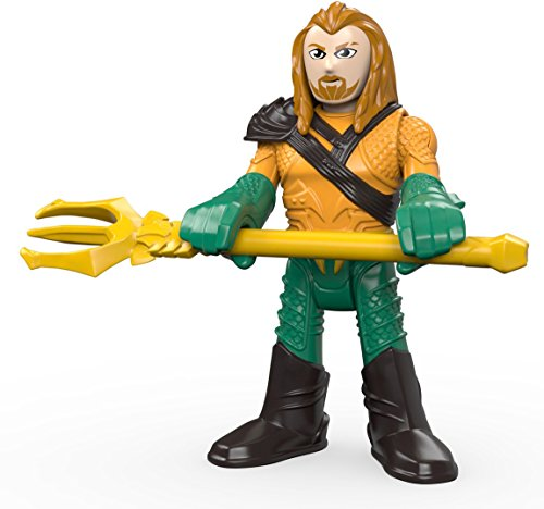 Fisher-Price Imaginext DC Super Friends Aquaman & Seahorse 2