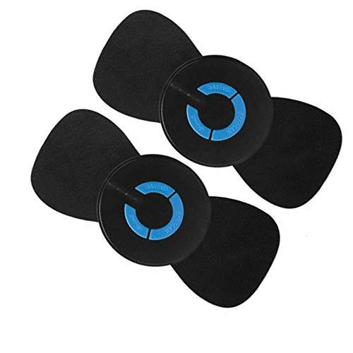 YUANP Mini-Zervixmassagegerät Multifunktionales Zervixmassagegerät Tragbares Elektrisches Kabelloses Tens-Gerät Mit Schulter-Nacken-Rückenmassagegerät Für Den Körper (USB)
