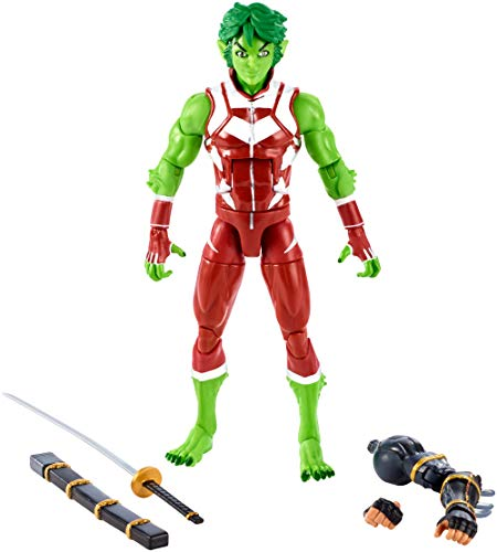 DC Comics Multiverse Figura de Acción de 6 pulgadas, Mammoth Colección Beast...