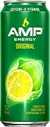 How Many Calories are in AMP Energy Drink Original?