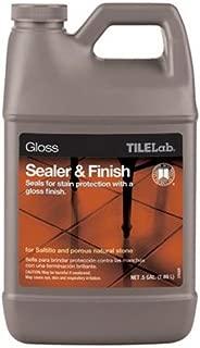 Custom BLDG Products TLGLSSHG 1/2-Gallon Gloss Seal/Finish
