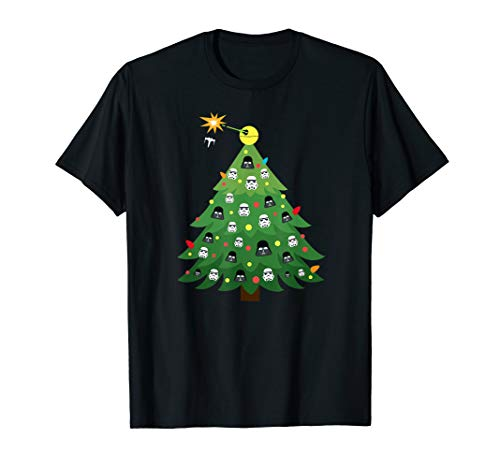 Star Wars Imperial Christmas Tree Holiday T-Shirt