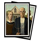 Fine Art: Deck Protector Pack - American Gothic (65)