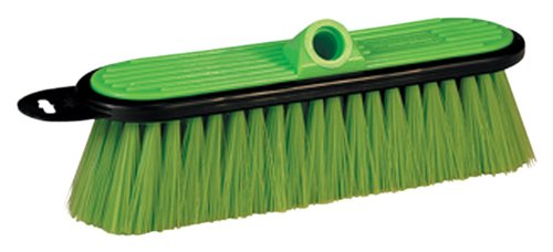 Mr. Longarm Very Soft Flow-Thru for RV, Boat & Auto Gel Coat & Fine Surface Cleaning Brush -404 -  0404
