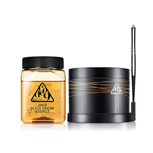 Neogen Gold Black Caviar Essence & Gold Tox Tightening Pack Kit