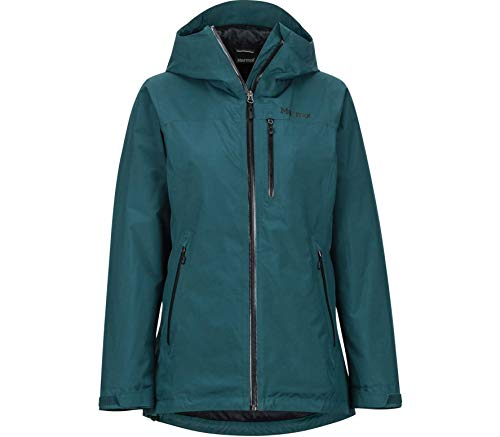 Marmot Damen Wm's Solaris Jacke, Deep Teal, M