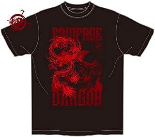 鷹木信悟「RAMPAGE DRAGON」Tシャツ L