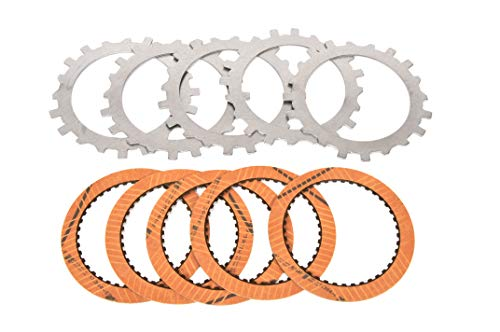 GM Genuine Parts 24282753 Automatic Transmission Forward Clutch Plate Kit with Fiber and Steel Plates