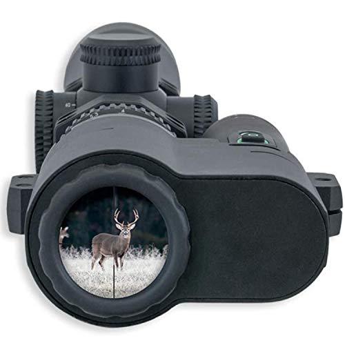 Tactacam FTS Film Through Your Scope Mount!   Tactacam Camera to Film Long-Range Shooting   Designed to fit Tactacam Solo, 4.0, and 5.0 Cameras   Tactacam FTS Hunting Camera Mount