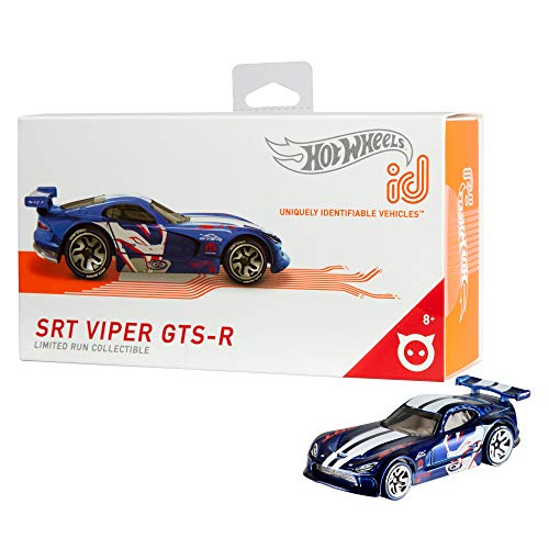 Hot Wheels FXB05 SRT Viper GTS-R blau - ID Series Maßstab 1:64