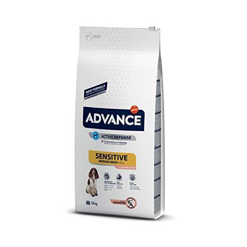 Advance Sensitive Salmone e Riso 12 kg - 12000 Gr
