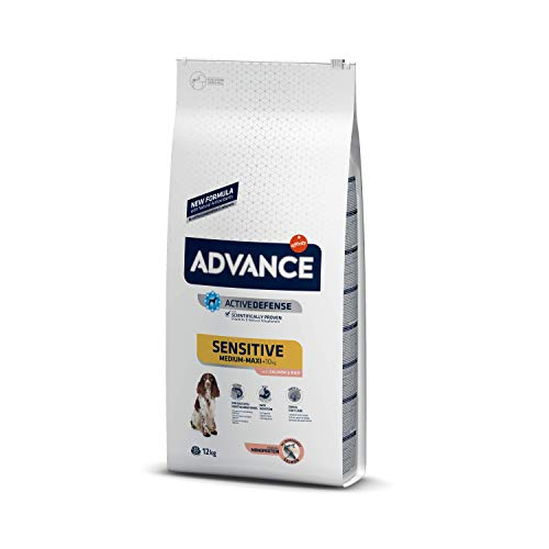 Advance Sensitive Pienso Perro Adulto Salmón - 12000