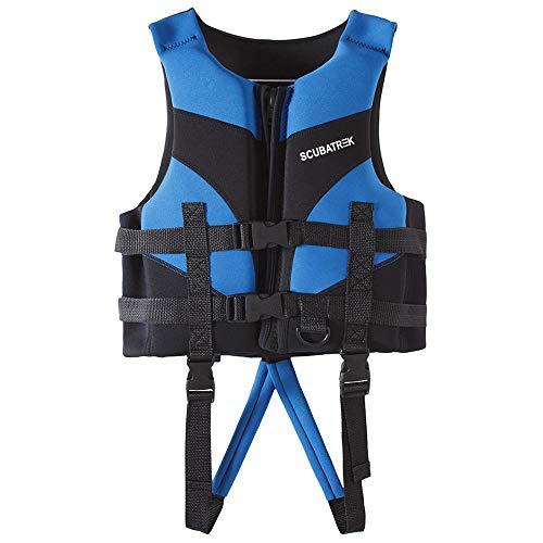LIXADA フローティングベスト ライフジャケット 30KGまで マリンスポーツ 身長95〜150cm/体重10-30kgに適用 海 プール 釣り 海水浴 水遊び 強い浮力 安全保障