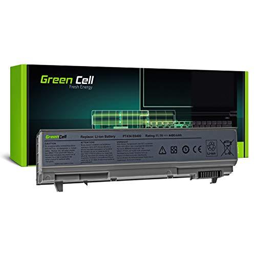 Green Cell Laptop Akku Dell PT434 W1193 4M529 NM631 KY477 MN63 für Dell Latitude E6400 E6410 E6500 E6510 Dell Precision M2400 M4400 M4500