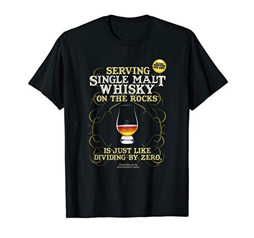 Single Malt Whisky T-Shirt