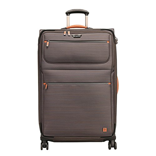 Ricardo Beverly Hills San Marcos 29-inch Spinner Upright Suitcase, Gray, One Size