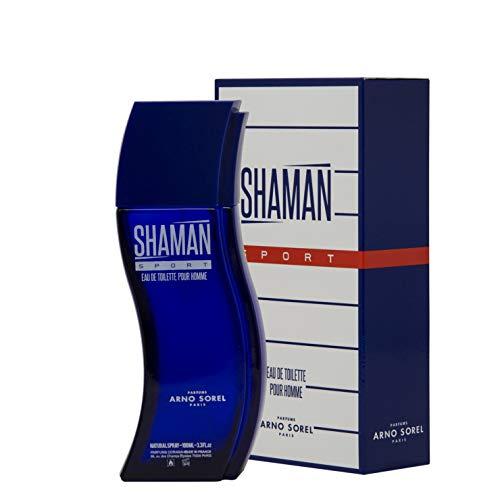 ARNO SOREL - Eau de toilette - Shaman Sport - 100ml