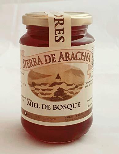 Miel de Bosque: Miel Natural de Alta Calidad de elaboración artesanal en el Parque Natural de la Sierra de Aracena y Picos de Aroche
