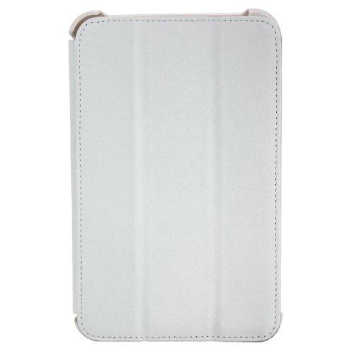 Colorida Funda de piel con protector de teclado a juego para Samsung Galaxy Tab P3100P3110P6200