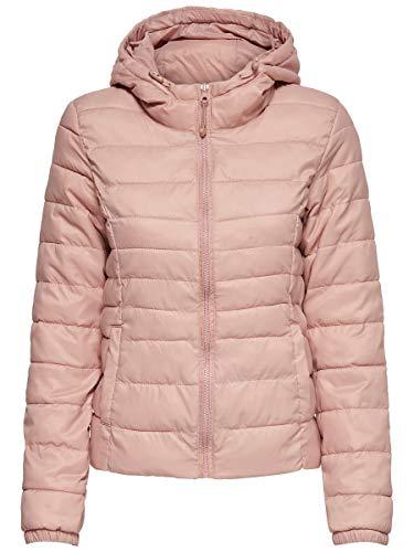 Only Onltahoe Hood Jacket Otw Noos Chaqueta, Rosa (Misty Rose Misty Rose), Large para Mujer