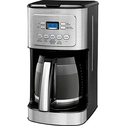 Best how to clean cuisinart coffee maker with clean button review 2021
