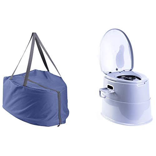 PLAYBERG Folding Portable Travel Toilet
