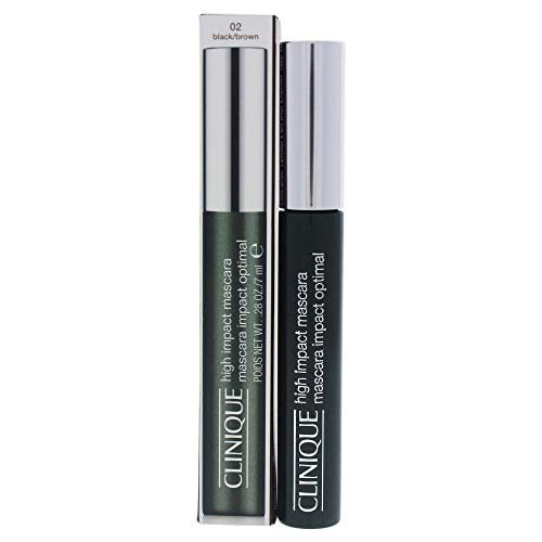 Clinique High Impact Mascara Brightening Schwarz/Braun, 7 ml