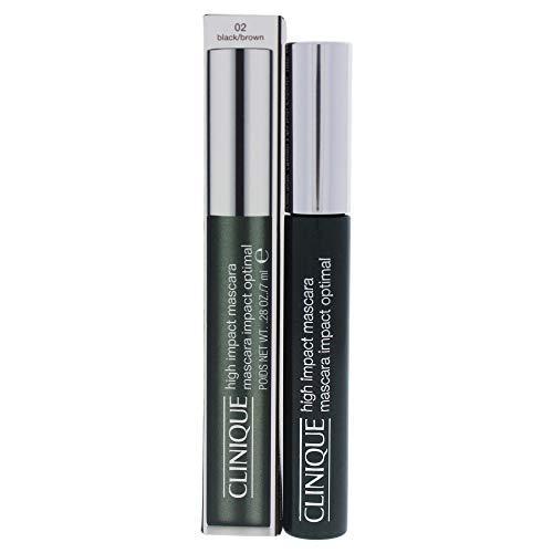 Clinique High Impact Mascara Brightening Schwarz/Braun, 7 ml