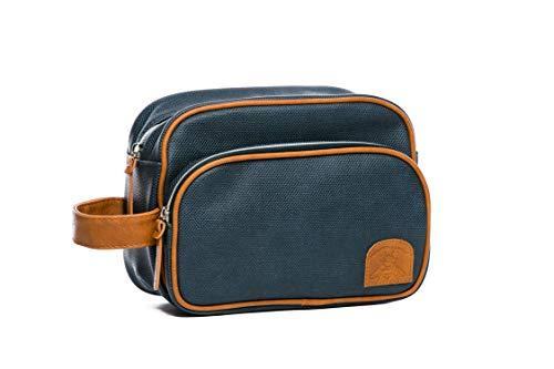 Danielle Creations Brompton Plus Langley - Borsa da viaggio con api, colore: Blu scuro