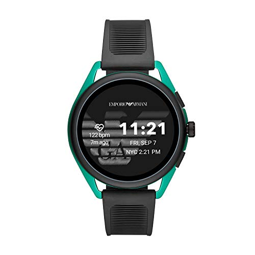 Emporio Armani Smartwatch 3, Powered with Wear OS by Google with...
