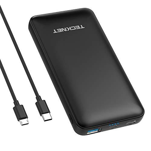 TeckNet 10000 mAh - QC 3.0 + USB-C PD 18W 🔁⚡✅