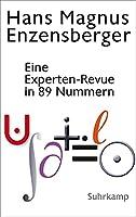 Eine Experten-Revue in 89 Nummern: Mit einem Dialog zwischen der Natur und einem Unzufriedenen:Vom Daemon der Arbeitsteilung