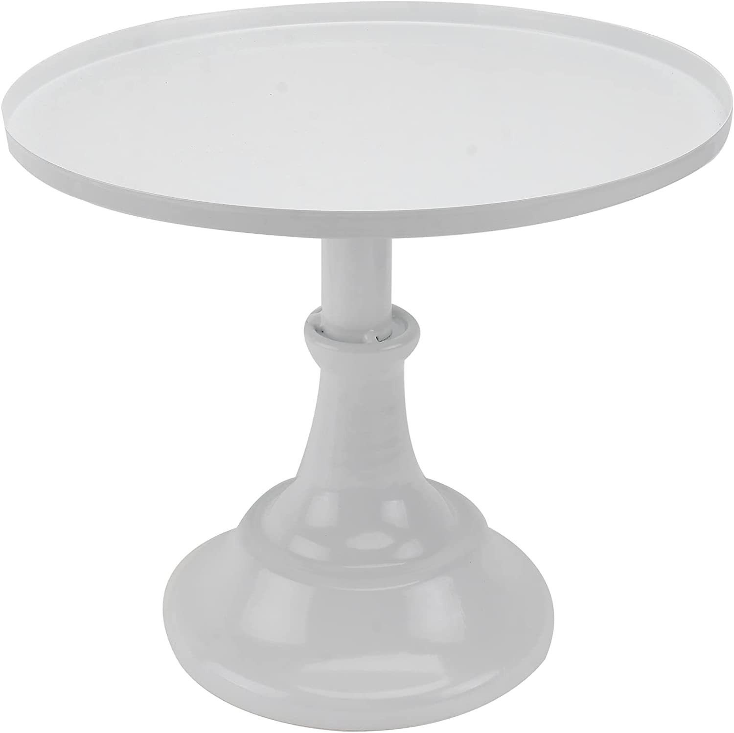 Hemoton Iron Cake Stand Branded goods Wed Wrought Dealing full price reduction Classic Home