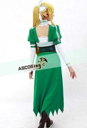 『コスプレ 衣装 COS/COSPLAY コスプレ 衣装 Sword Art Online SAO リーファ(Leafa) / 桐ヶ谷 直葉 女性 サイズM』の2枚目の画像
