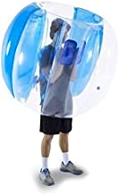 HW Bumper Ball 4'Zorb Balls Inflatable Bubble Soccer Ball for Adults and Kids (Only 1 Blue)
