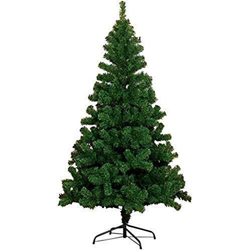 LIUSHI Künstlicher Weihnachtsbaum Klappbarer Douglasien-Weihnachtsbaum mit Metallständer, einfach zu montieren für vorgespannte weiße Lichter, Süßigkeiten (Farbe: 4ocs)
