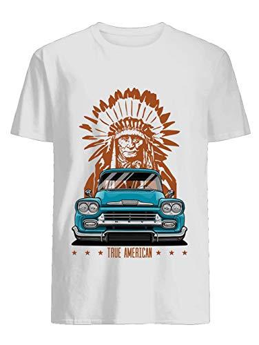 True American. Chevy Apache Pickup Truck