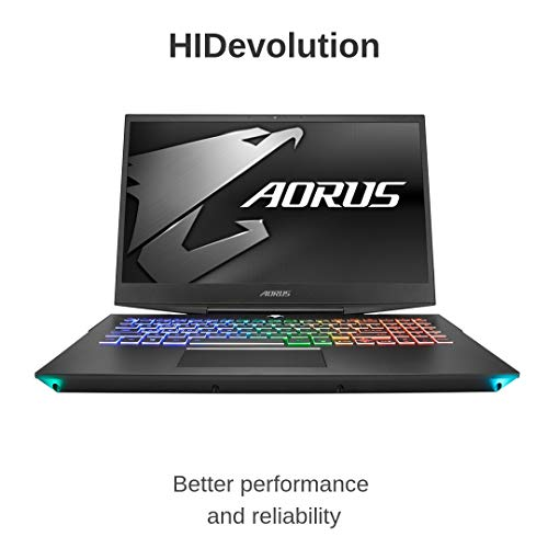 Compare HIDevolution Aorus 15 W9 (15-W9-RT4BD-HID2-US) vs other laptops