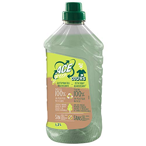 ACE Green Quitamanchas Ropa 100% Reciclable, 1200 Mililitros