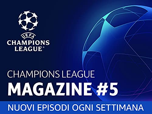 Champions League Magazine #5