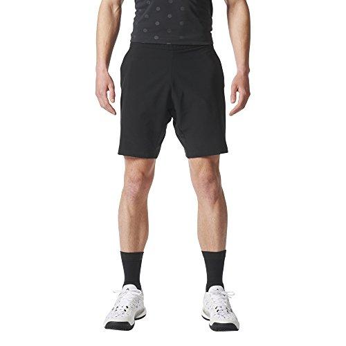 adidas London Pantalón de Tenis, Hombre, Negro, 2XL