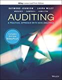 Auditing: A Practical Approach with Data Analytics, 1e WileyPLUS NextGen Card with Loose-Leaf Print Companion Set