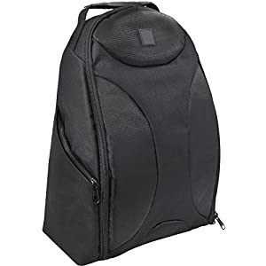 Photo & Video Camera BackPack for: LYTRO ILLUM 40 Megaray Light Field Camera - Shock & Water Resistant, Tripod Strap, 6 Inner Dividers, Two Side Pockets - Photography Back Pack Case