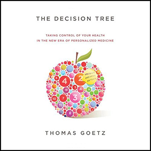 The Decision Tree audiobook cover art