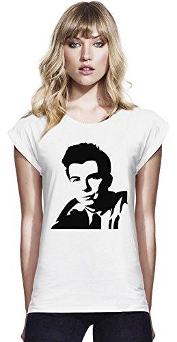 Rick Astley Silhouette T-shirt for Women