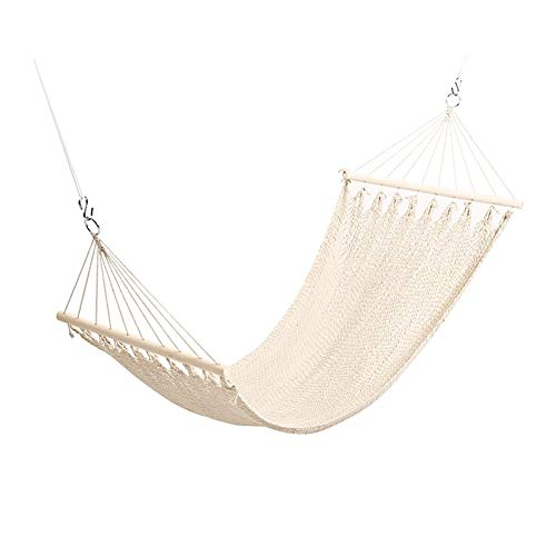 tools Cotton Rope fine mesh Hammock Lazy Swing Suitable for Indoor and Outdoor 200x80CM Hanging Chair homestay Hanging Basket