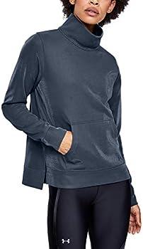 Under Armour Men's Synthetic Fleece Mock Mirage