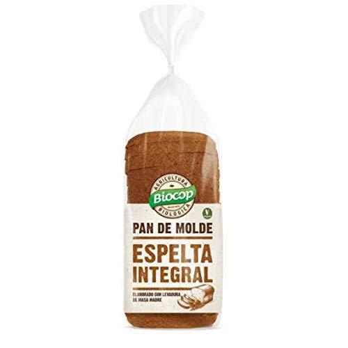 Biocop Pan de molde Espelta Integral - 400 gr